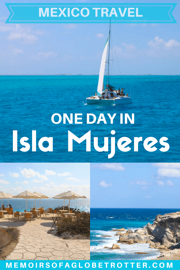 Discover the best things to see during a day trip to Isla Mujeres from Cancun.
