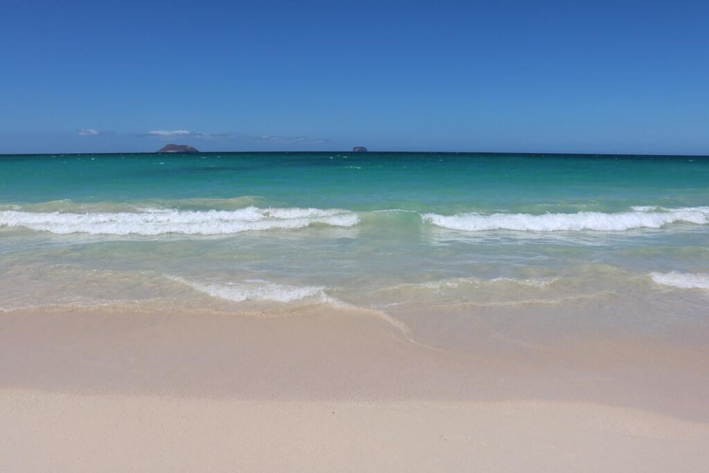 Playa Las Bachas on Santa Cruz island, Galapagos