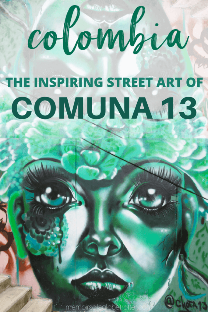 Learn how Comuna 13, once Medellin's most dangerous neighbourhood, has transformed through street art by taking a tour.