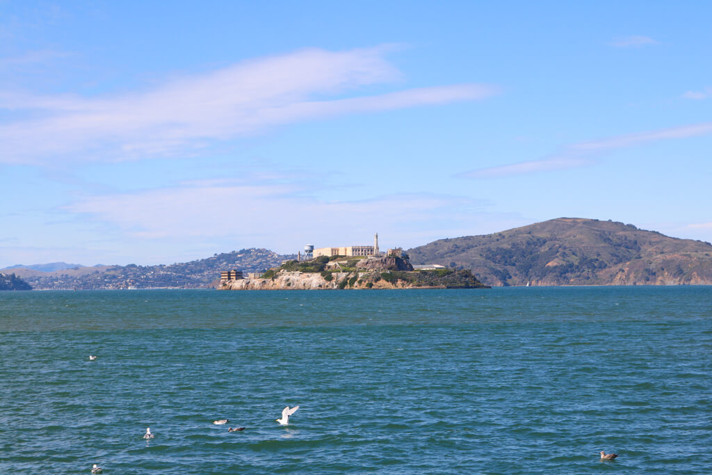 Alcatraz is an island prison that housed many notorious prisoners in San Francisco