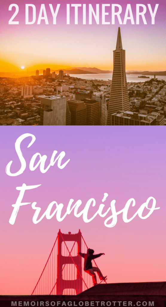 Discover the best things to see and do during a weekend in San Francisco. Admire the Golden Gate Bridge, eat delicious seafood and ride the famous cable car.