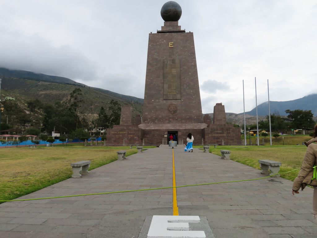 A visit to La Mitad del Mundo is a popular day trip from Quito