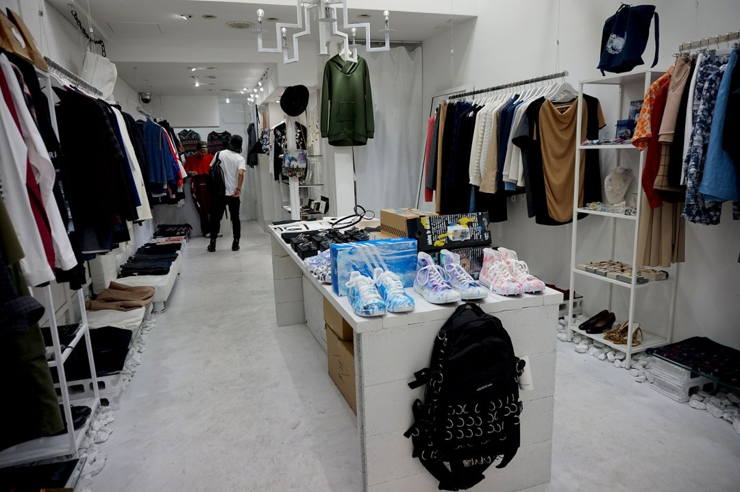 the colest shops in osaka