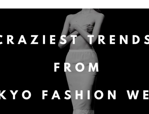 Craziest Trends from Tokyo Fashion Week
