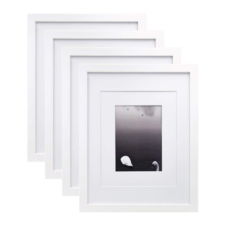 Photo frame pack of 4