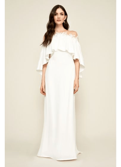 Capelet Athenia Wedding Dress