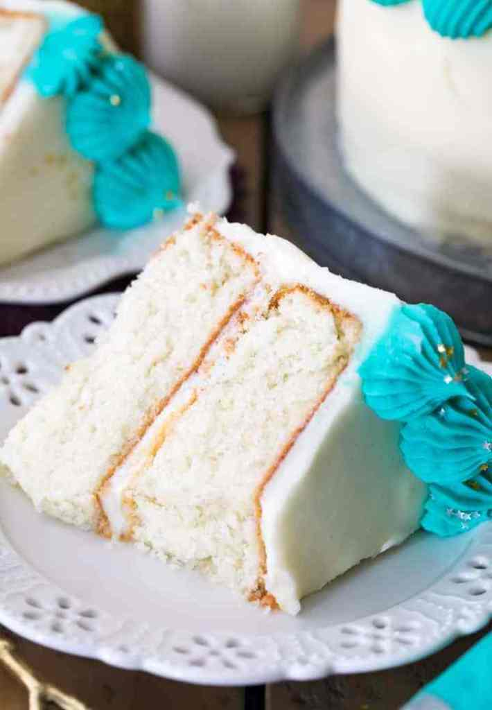 The best white cake recipes
