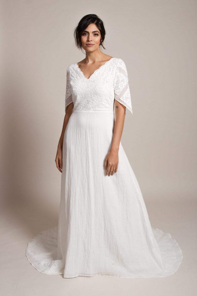 Harlow bohemian dress