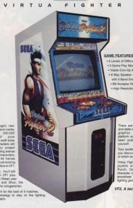 Arcade Virtua Fighter 2