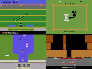 Games da Activision no 2600