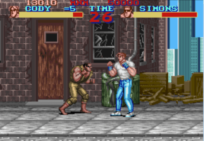 Final Fight SNES