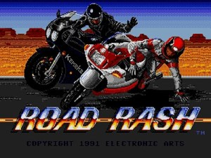 Road Rash - Mega Drive