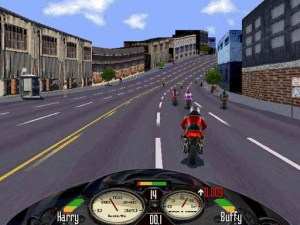 Road Rash no PC