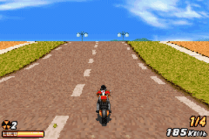 Road Rash no GBA
