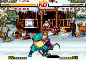 Samurai Shodown SNES
