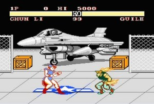 Street Fighter II - NES