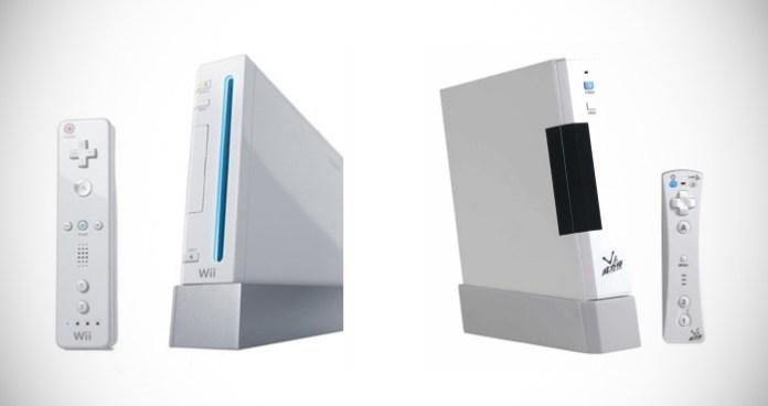 O Vii, clone em design do Wii, vendeu cerca de 300 mil unidades na China com jogos antiquados num processador simples 16-bit.