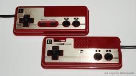 Famicom controle