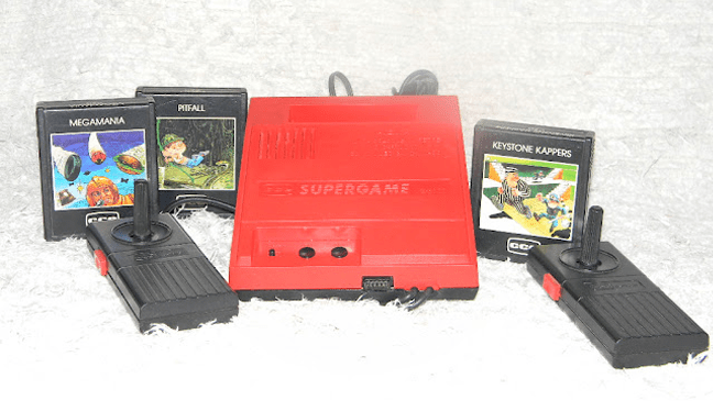 Supergame VG-3000 Red