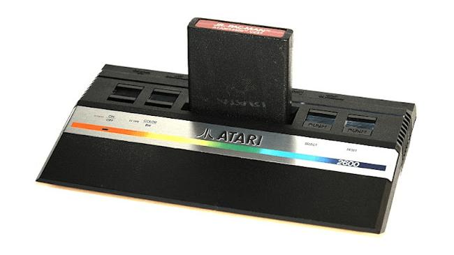 Atari 2600 Jr.