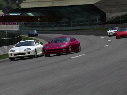 Gran Turismo replay
