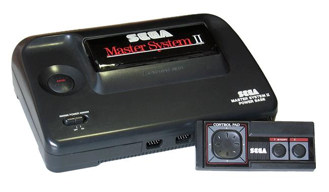 Master System II (EUA)