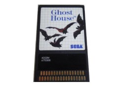 Master System Game Card