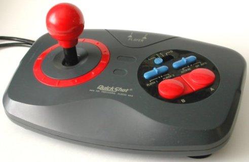 Master System Quickshot