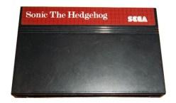 Master System cartucho