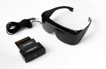 Master System Óculos 3D