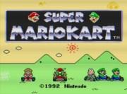 Super Mario Kart, SNES