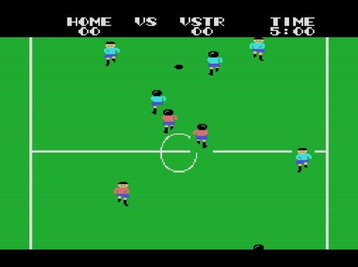 Champion Soccer Master System