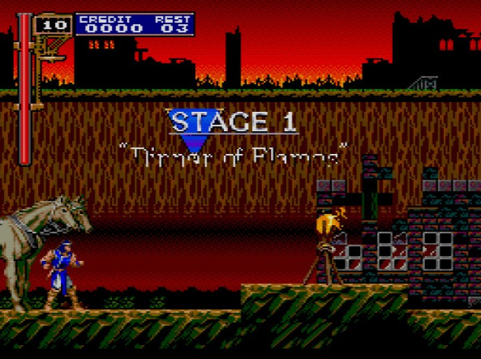 Castlevania - Rondo of Blood