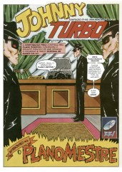 Johnny Turbo ep. 43 pag. 1