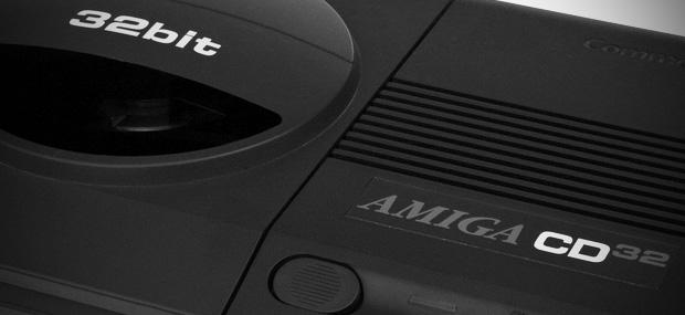 Amiga CD-32