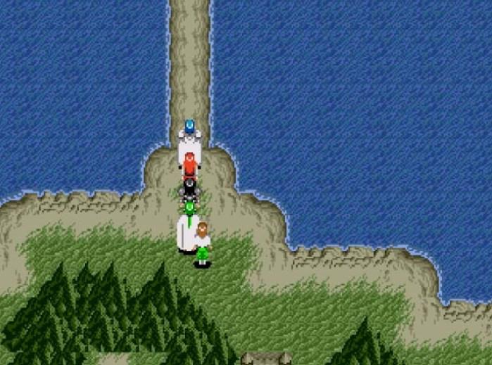 Phantasy Star III - trilha para Cille
