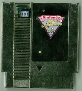 Nintendo World Championships Gold 1990
