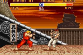 Street Fighter II para SNES