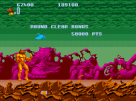 Altered Beast final pássaro