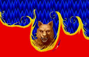 Altered Beast tranformação em lobo