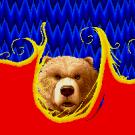 Altered Beast transformação urso
