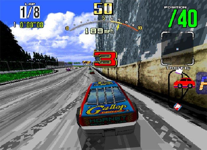 Daytona USA quote