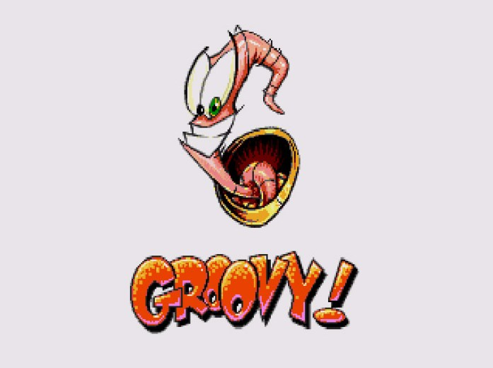 Earthworm Jim - Groovy quote