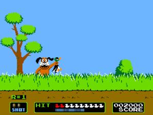 Duck Hunt - cachorro