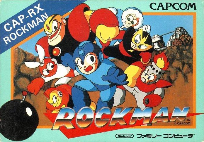 Rockman Famicom