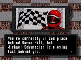 Formula One Beyond the Limit 1993 mode brazil