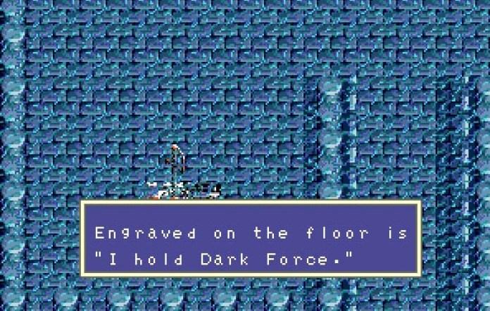Phantasy Star III Orakio's Sword