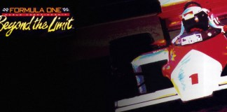 f1 beyond the limit banner