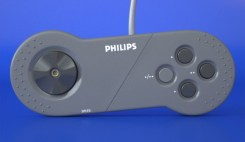 CD-i Touchpad controller