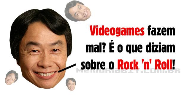 miyamoto frase videogame